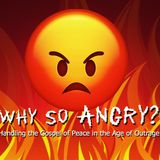 Why So Angry? - An Alternative to Anger