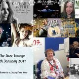 The Jazz Lounge on K107fm Community Radio with Grace Black 7th January 2018