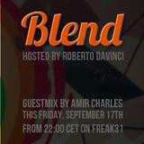 Blend guestmix - Amir Charles - 18-09-15