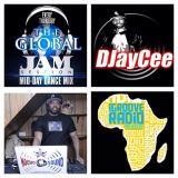 Global Jam Session Radio (DJayCee Mix)
