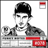 electrocaïne session #078 - Funky Notes