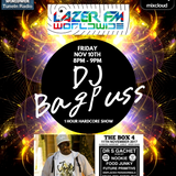 DJ Bagpuss live on Lazer FM Fri 10 Nov '91 to '93 hardcore bizness