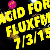 acid for fluxfm 2