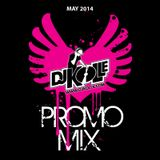 Kolle - PROMO mixic (may 2014) LIVE