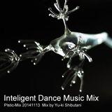 Inteligent Dance Music Mix plastic-mix 20141113