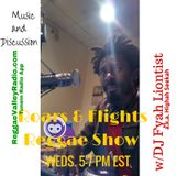 Roars & Flights Reggae Show Oct192016 - Peter Tosh Birthday - Fyah Liontist
