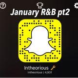 R&B January 2016 Pt2 - @djintheorious