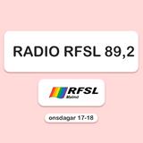 Radio RFSL - 17-03-15 - inför RFSL Malmös årsmöte med Andi och Frida