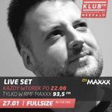 FullSize Live Mix / NeeVald Klub Fm / RMF Maxxx