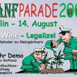 Hanfparade 2004 - Hans Christian Ströbele - Gebt das Hanf frei!