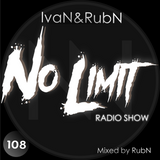-No Limit Radio Show #108- mixed by RubN