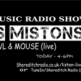 Britannia Music Radio Show on Shoreditch Radio with Owl & Mouse and Les Mistons