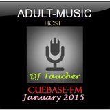 Dj-taucher Adultmusic - ADULT MUSIC RADIO SHOW - January 2015