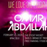 Omar Abdallah live in Trenton, N.J. Feb. 2020
