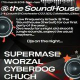 Low Frequency - Old Skool Chronicles - Vinyl Breaks Mix - 90/91 @ The Soundhouse - March 18