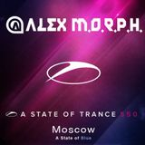 Alex M.O.R.P.H - Live at Expocenter in Moscow, Russia (ASOT 550) (07.03.2012)