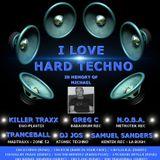 "I love hard techno ""in memories of MICHAEL"" @ RIND CLUB"