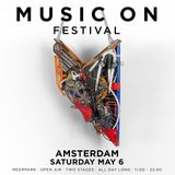 Stacey Pullen - Live @ Music On Festival 2017, Meerpark (Amsterdam, NL) - 06.05.2017