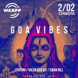 K Loveski Goa Vibes @ WARPP 02.02.19