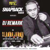 DJ Remark Live on Snapback Radio (Magic 89.9 Manila) 9/1/17