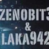 Zenobit3 b2b Laka 942 / vinyl Electro dark sound / 19 - 02 - 2016