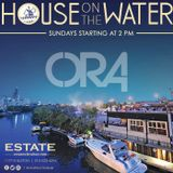 Live @ Estate Ultra Bar for House On The Water (08.09.15)