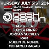 Aly & Fila @ Future Sound Of Egypt 350 (Space Sharm El Sheikh) 2014-07-31