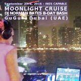 Ines Capable @ Norman Bates B-Day Bash - Moonlight Cruise (Dubai)
