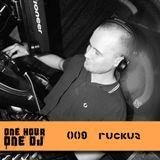 #009 - Ruckuz - DnB