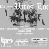 Hector - Live @ Vatos Locos (BPM Portugal 2017) - 17-SEP-2017