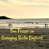 Tim Frazer Show on Swinging Radio England, 17th October17 featuring new album tracks by Brian Wilson