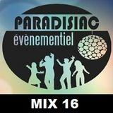 Mix Paradisiac 16 - Mix octobre 2015
