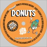 ⒹⓄⓃⓊⓉⓈ |2015 FRESHERS MIX | FREE ENTRY | FREE DONUTS |
