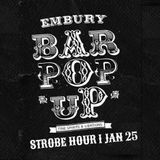 Strobe - Pop Up Embury Mon Jan 25 Part 1