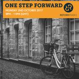 One Step Forward 2nd October 2017