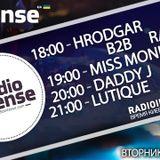 Raboy & Hrodgar - Live @ Radio Intense 13.01.2015