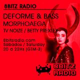 Deforme & Bass #31, at 8Bitz Radio