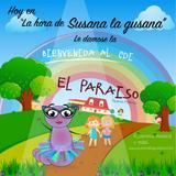 Susana la gusana hoy trae como invitado al CDI Nuevo Milenio. ¡Cuentos, música y más!