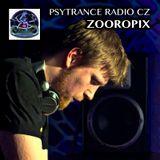 Zooropix @ Psytrance Radio CZ 18.08.2016