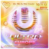 Peter Xander - UltraVision - Heartbeat - Episode 33 Special Live Mix