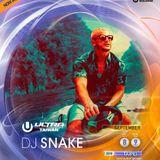 DJ Snake Live at Ultra Taiwan 2018 (September 9 Day2)