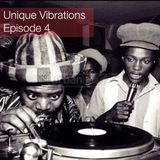 Unique Vibrations Episode 5 - 30th August 2016