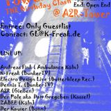 17.03.2012 Zabee live@A2R Tower -Vinyl-
