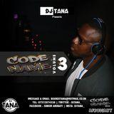 @DJTANA_ - #CodeNameVol3 #CNV3 Multi Genre CD