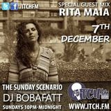 Strictly Beats 11: RITA MAIA Guest Mix | Live on Itch FM 7.12.14