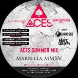 ACES Marbella Summer Mix by DJ Russke & Matt Holden 2015