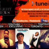#INTHESPOTLIGHT ft @THATDUDEMCFLY / MARLON PALMER BY @DJMADDNESSKMA PT1