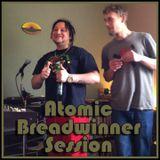 Atomic Brillie & Al Breadwinner vintage Reggae & Dub session 6th June 2014