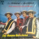 Los Huasos Quincheros: Las tonadas del recuerdo - En la senda de los Cuatro Huasos. 4083. Odeón.1968