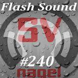 Flash Sound (trance music) #240